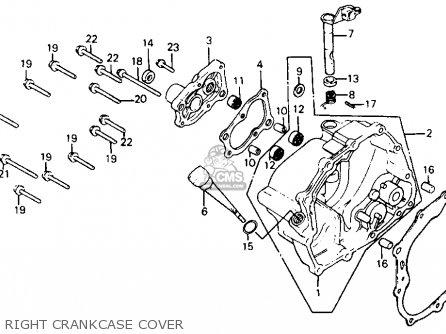 1985 honda 200x service manual