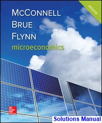 solution manual microeconomics and behavior