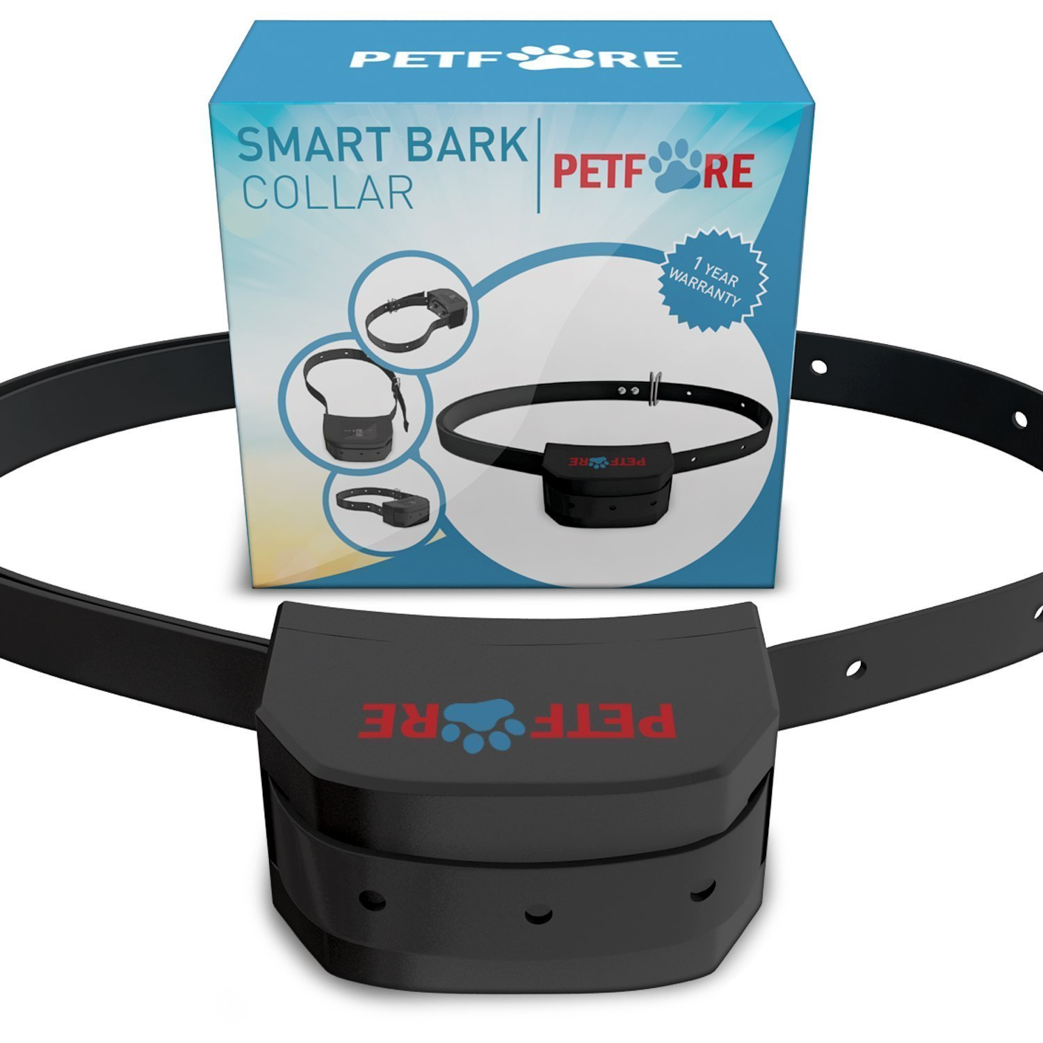 bark solution rechargeable anti dog bark collar manual