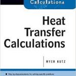a heat transfer textbook 4th edition solution manual