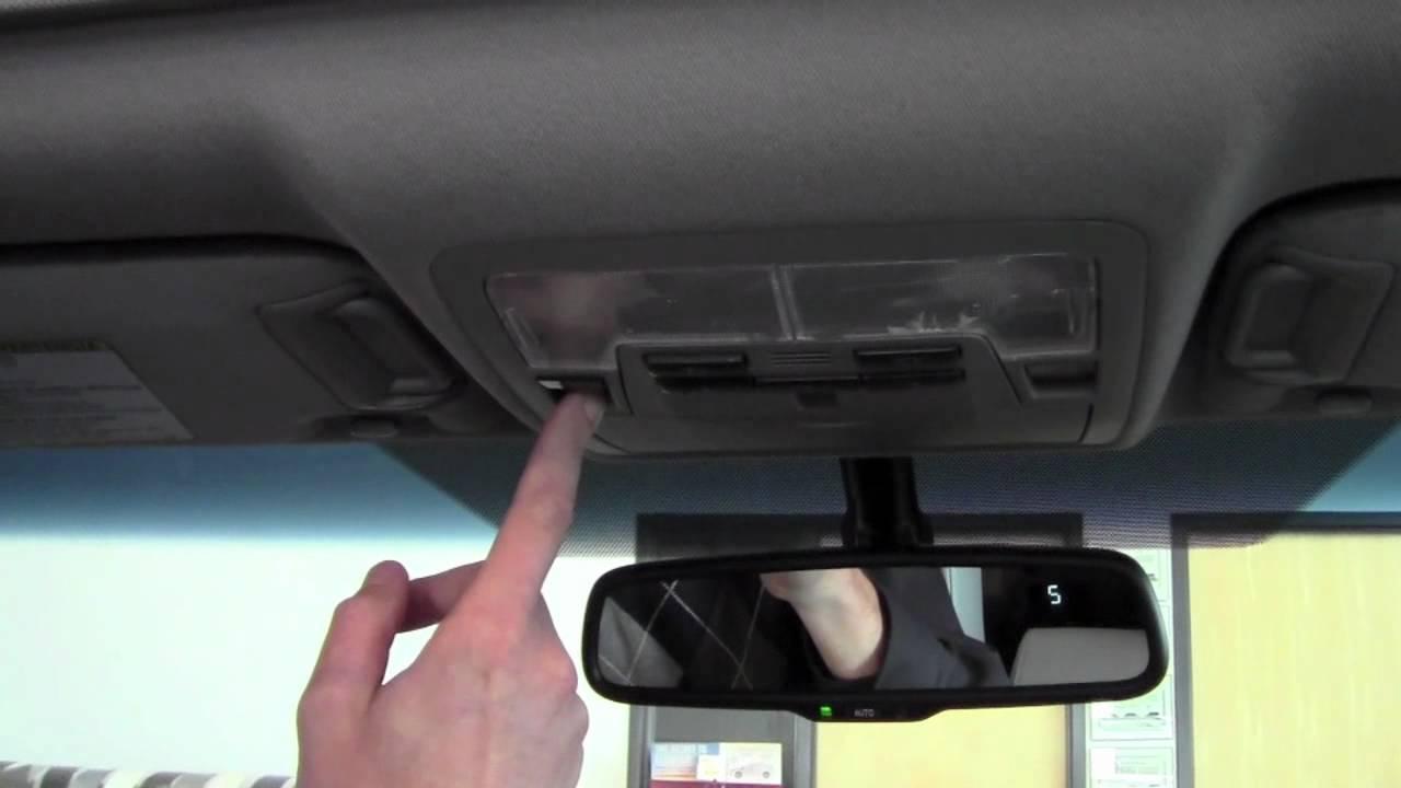 1997 honda accord se how to manually close sunroof