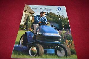 new holland ls55 parts manual