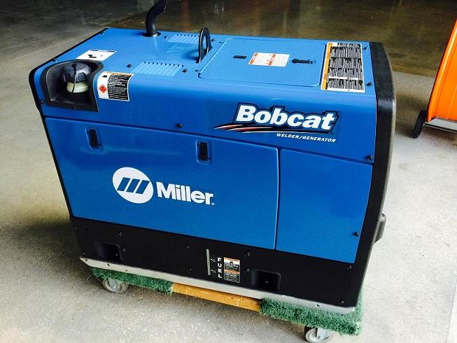 miller bobcat 250 efi parts manual