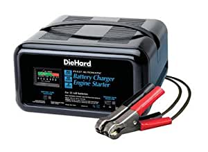 sears battery charger 10 2 automatic manual