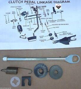 1963 dodge tradesman manual shift parts
