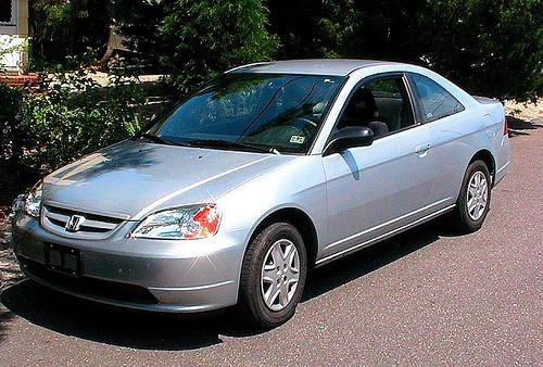 2002 honda civic si manual