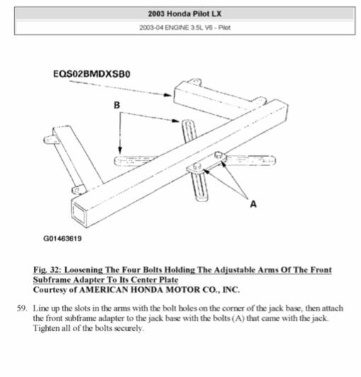 2003 honda pilot repair manual