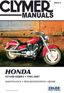 2003 honda shadow sabre vt1100 manual