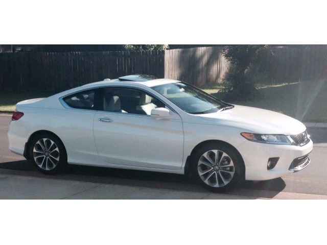 2015 honda accord coupe ex-l v6 manual