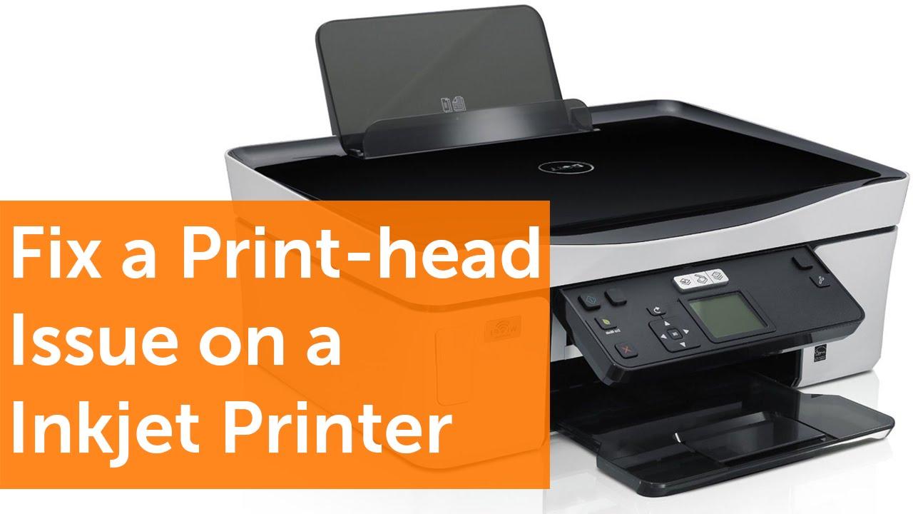 clean hp printhead on 6962 manually