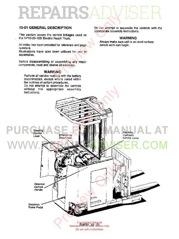 dodge txt 425s parts replacement manual