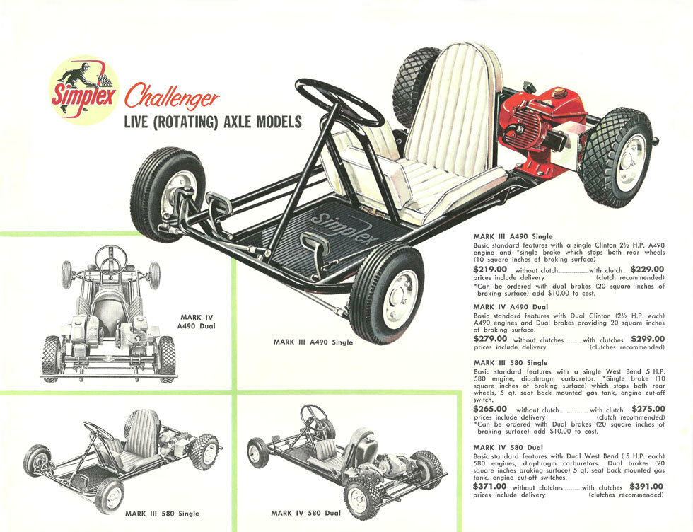 honda go kart manuals pdf