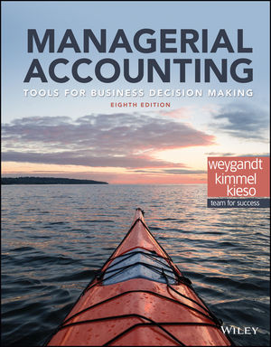 managerial accounting wiley solutions manual