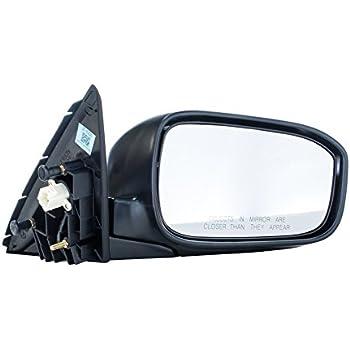2000 honda civic ex passenger mirror manual