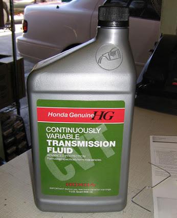 2007 honda civic manual transmission fluid check