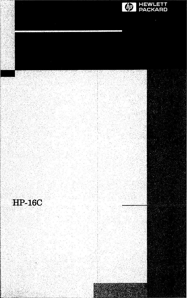 hp 16c manual pdf download