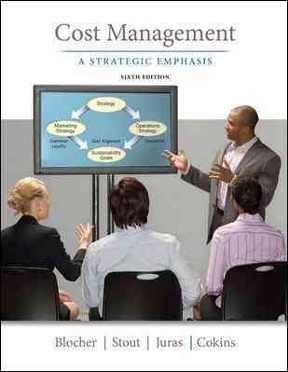 cost management a strategic emphasis 5th edition solutions manual