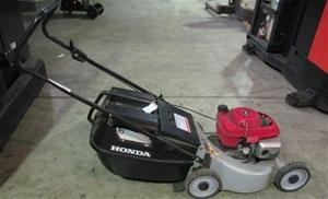 honda lawn mower hru19r manual
