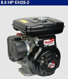 11 hp fuji-robin engine manual