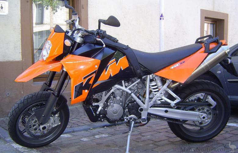 ktm 950 sm parts manual