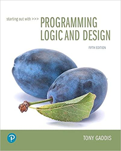 gaddis starting out with programming solution manual