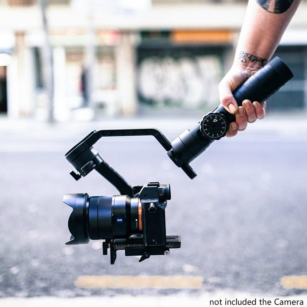 zhiyun crane 2 manual focus lens