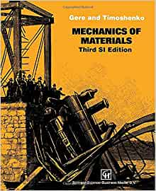 solution manual mechanics of materials gere and timoshenko