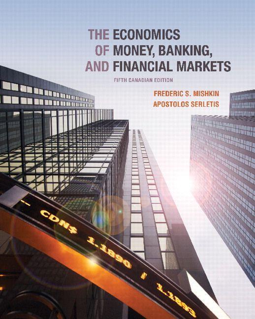 mishkin money banking financial markets 10th edition solutions manual