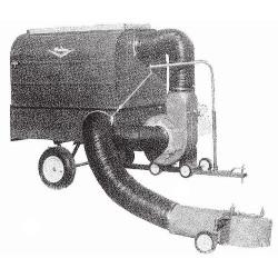 clarke vac model 2338001 parts manual