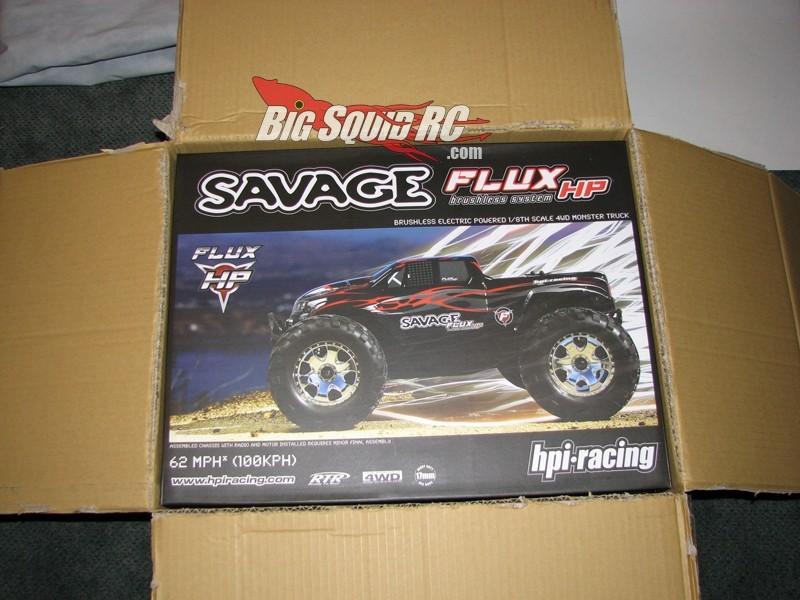 hpi savage flux hp manual