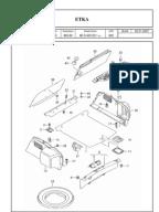 b5 9 c parts manual