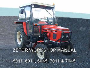 zetor 7745 parts manual pdf