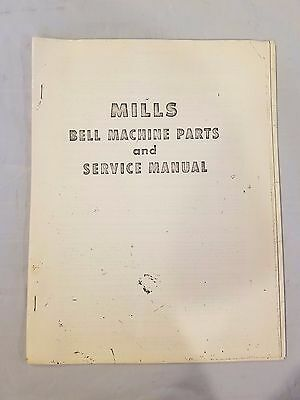 antique slot machine jennings challenger owners and parts manual