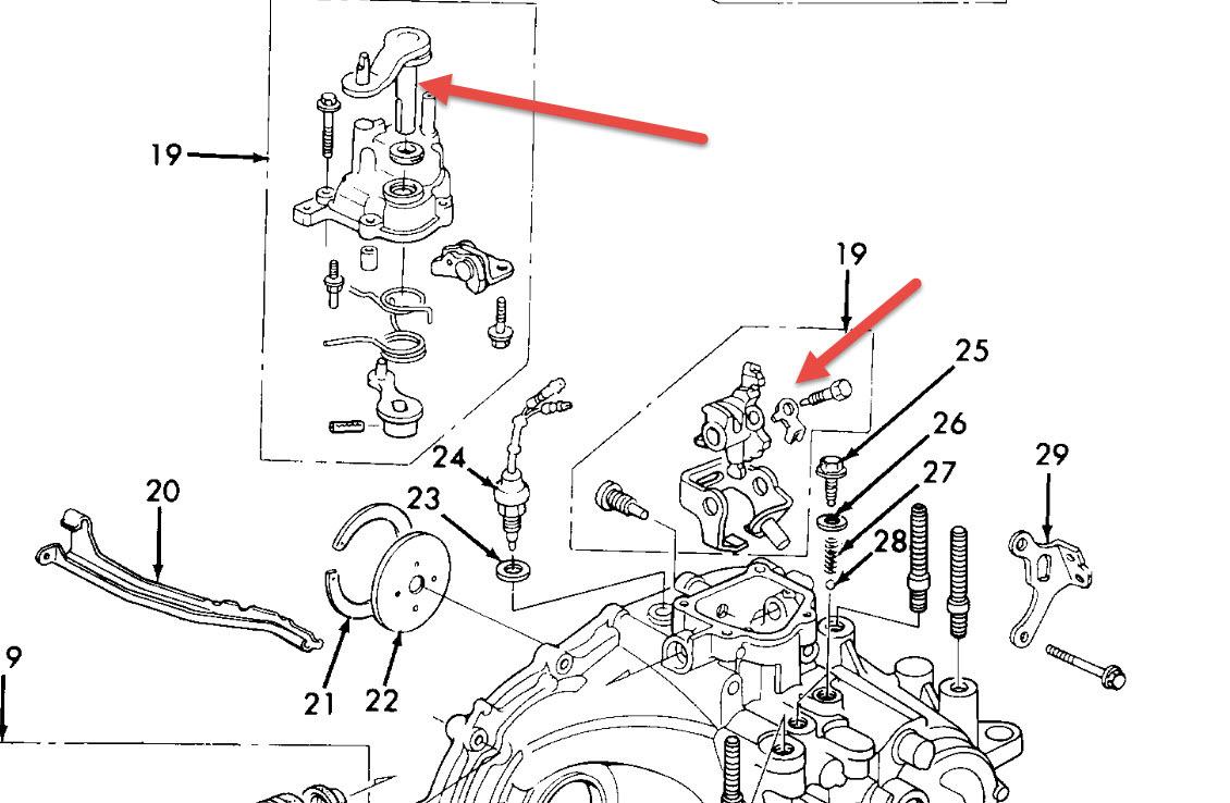 honda accord manual transmission stuck in 5th gear
