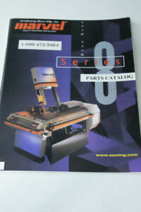 marvel series 8 mark ii parts manual
