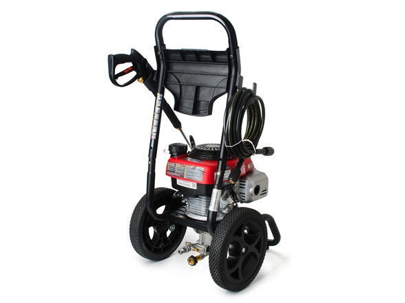 simpson pressure washer honda engine 3000 psi 2.4 gpm manual