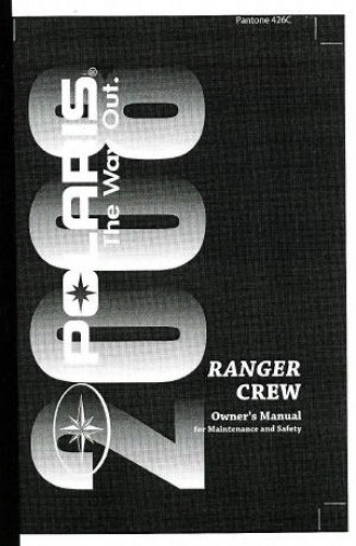 polaris ranger 700 parts manual