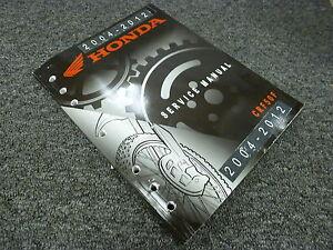 2011 honda crf50f service manual