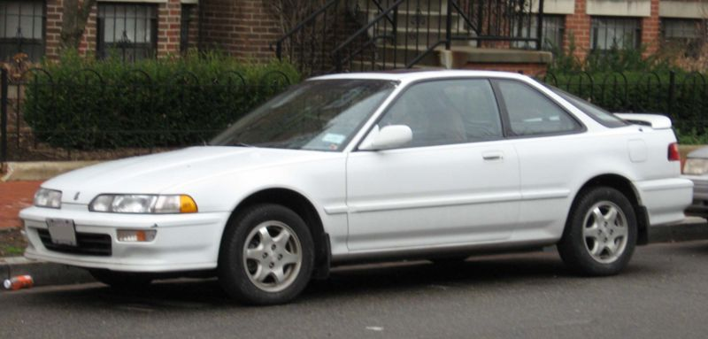 honda integra 1993 service manual