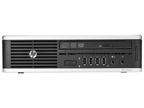 hp 8000 elite ultra slim manual