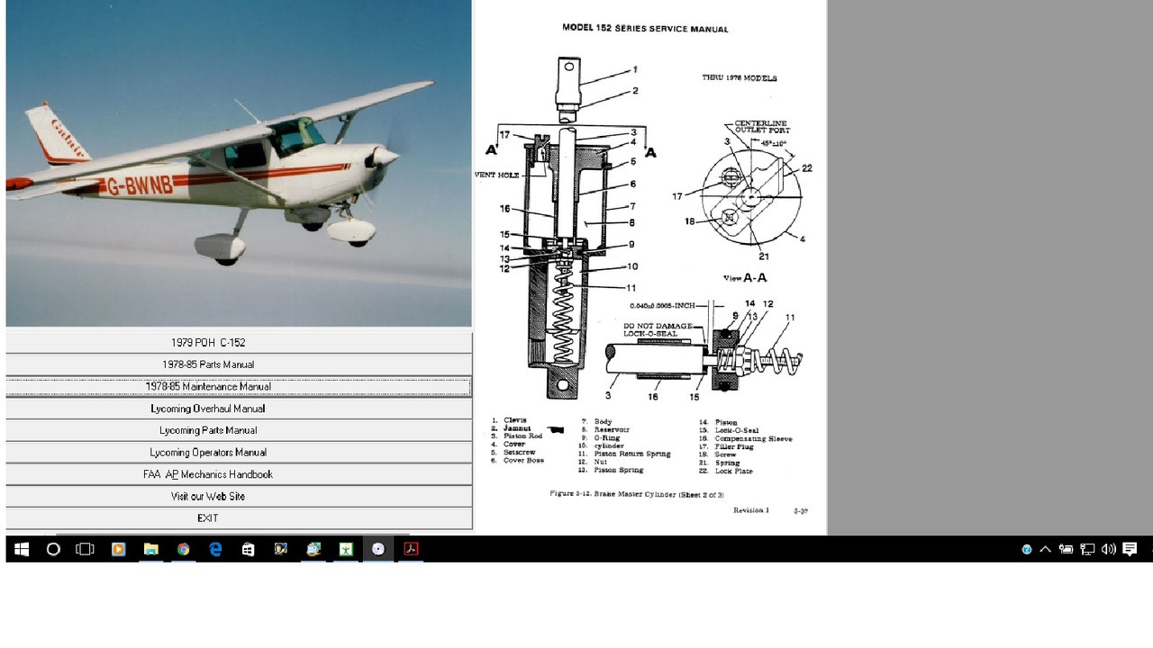 cessna 150 parts manual pdf