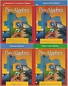 glencoe algebra 1 solutions manual pdf