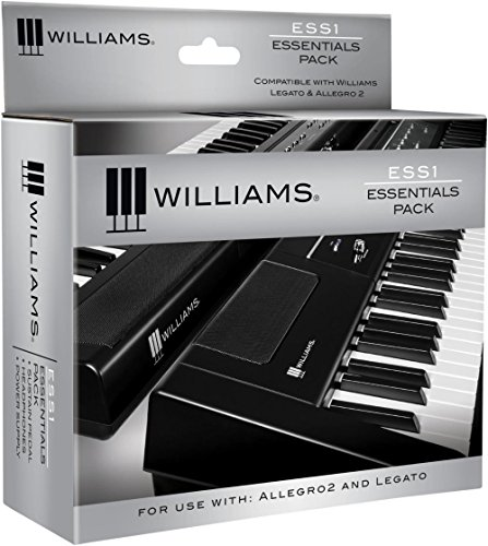 williams allegro 2 88-key hammer action digital piano manual
