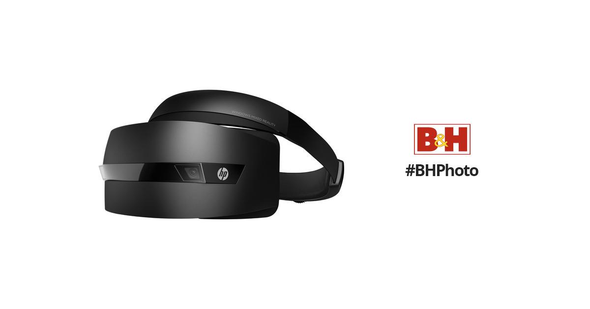 hp 1440 mixed reality headset manual