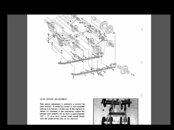 1973 polaris colt parts manual