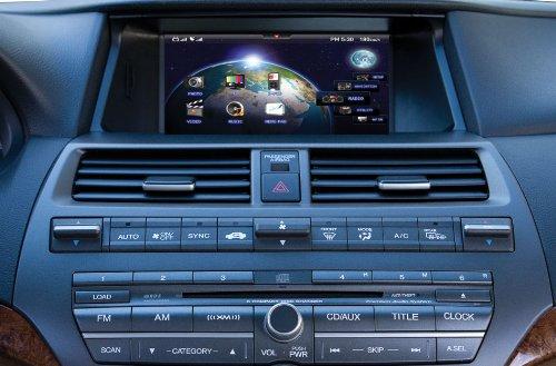 2012 honda accord navigation system manual