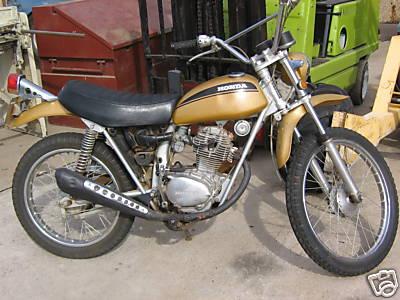 1971 honda sl 125 manual