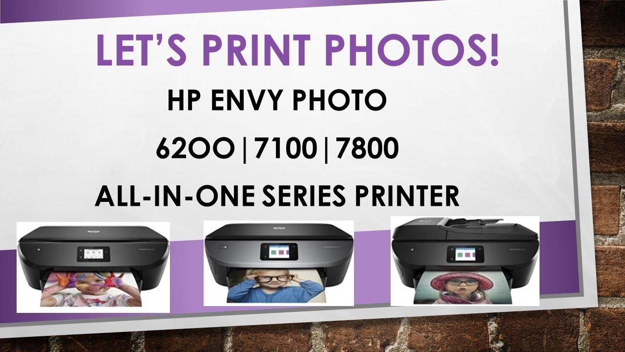 hp envy photo 7800 manual