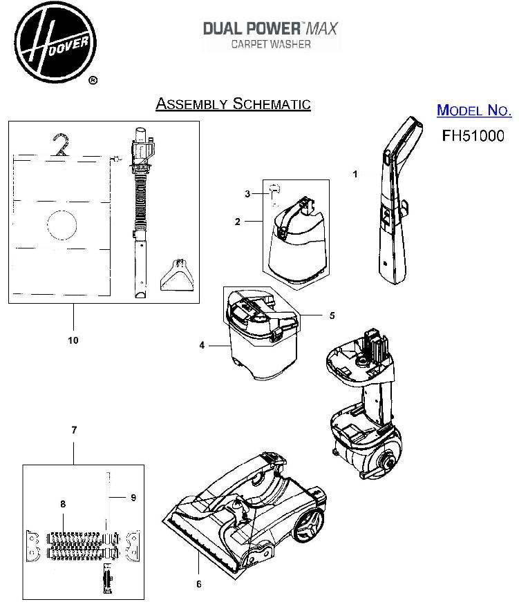 clean max wac parts manual