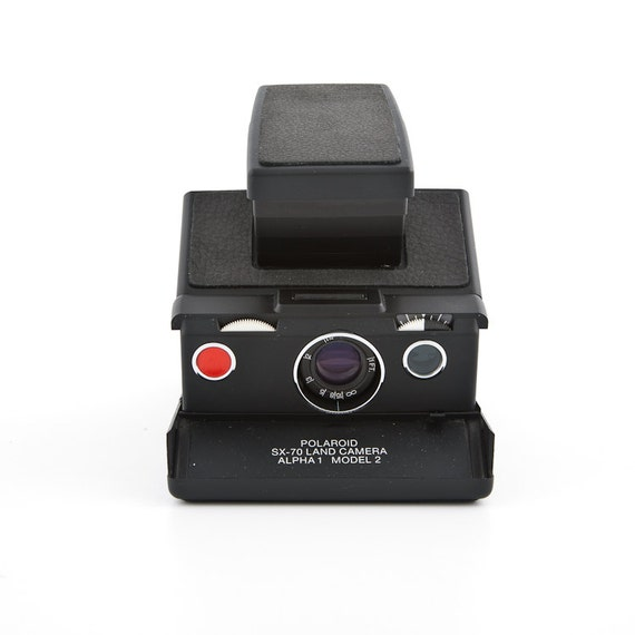 polaroid sx-70 alpha 1 model 2 manual